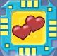 Die Sims 3 Merkmal-Chip für Plumbots: Fähigkeit zu lieben