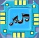 Die Sims 3 Merkmal-Chip für Plumbots: Musikmaschine