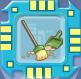 Die Sims 3 Merkmal-Chip für Plumbots: Prima Putzkraft