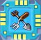 Die Sims 3 Merkmal-Chip für Plumbots: Robotanischer Gärtner