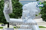 Die Sims 3 Hinterlassene Statuen