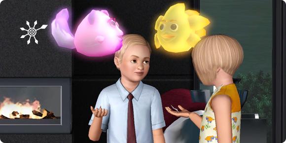 Die Sims 3 Kobolde – erbitten, zeigen, teilen