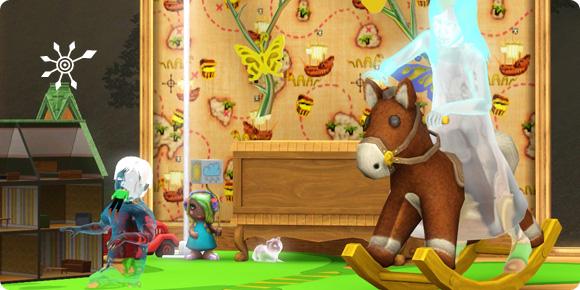 Sims 3 Geisterbabies und Geisterkinder