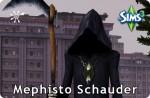 Sensenmann Mephisto Schauder