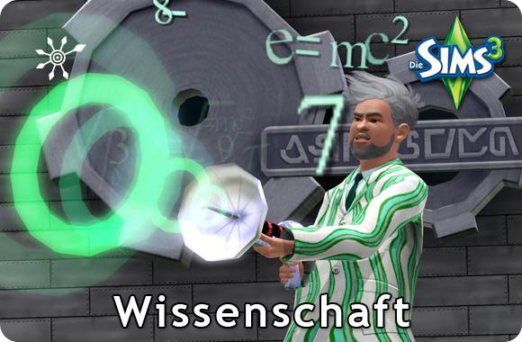 Sims 3 Karriere Wissenschaft