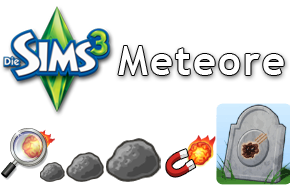 Die Sims 3 Meteore