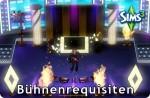 Sims 3 Bühnenrequisiten
