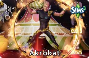 Sims 3 Karriere Akrobat