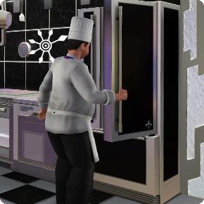 Kühleschrank MinusEinsKelvin als Belohnung der Karriere Gastronomie