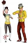 Zauberkünstler – Outfit 1