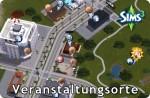 Sims 3 Veranstaltungsorte