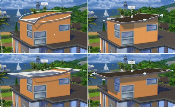 Sims 4 h user zum nach bauen alle ideen ber home design for Sims 4 dach bauen