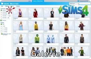 Die Sims 4 Galerie