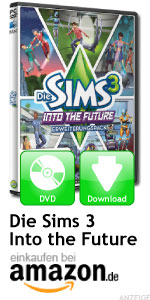 Erweiterungspack Die Sims 3 Into the Future