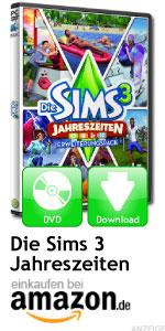 Erweiterung Sims 3 Jahreszeiten