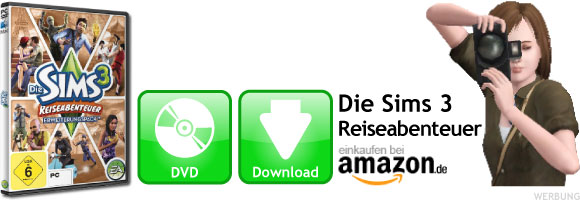 Die Sims 3 Reiseabenteuer bei Amazon kaufen