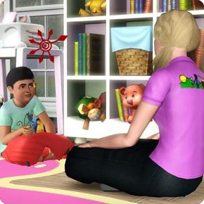 Problemkinder mit der Option Von Problemen erzählen