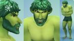 Die Sims 4 Erstelle einen Sim, Beispiel Waldschrat