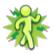 Gangarten in Die Sims 4: Federnder Gang