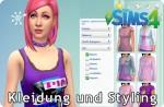 Die Sims 4 Erstelle einen Sim (CaS) – Kleidung & Styling