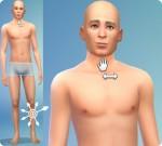 Sims 4: Körper formen im CaS: Halsbreite