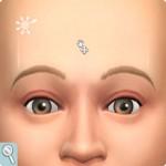 Sims 4: Gesicht formen im CaS: Gesichtsfülle