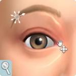 Sims 4: Gesicht formen im CaS: Augeninnenwinkel
