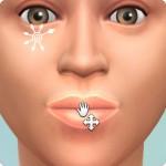 Sims 4: Gesicht formen im CaS: Mund
