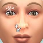 Sims 4: Gesicht formen im CaS: Nasenflügel