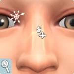 Sims 4: Gesicht formen im CaS: Nasenbreite