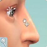 Sims 4: Gesicht formen im CaS: Nasengröße