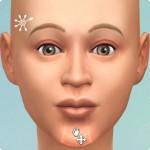 Sims 4: Gesicht formen im CaS: Kinn