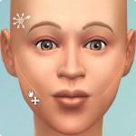 Sims 4: Gesicht formen im CaS: Wangen