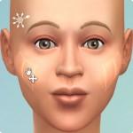 Sims 4: Gesicht formen im CaS: Wangenknochen