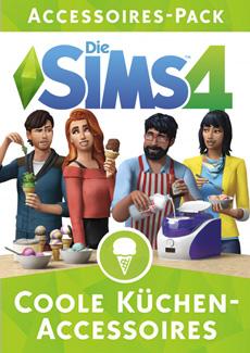 Die Sims 4 Coole Küchen-Accessoires Cover