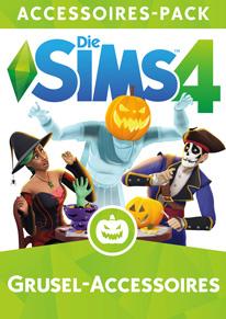 Die Sims 4 Grusel-Accessoires Cover