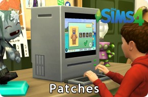 Die Sims 4 Patches
