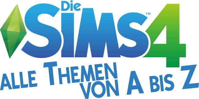 Die Sims 4 Spielführer von A bis Z