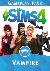 Die sims 4 Vampire Cover