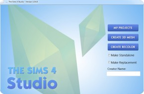 Simlogicals Sims 4 Studio