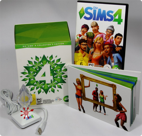 Inhalt Die Sims 4 Collector's Edition