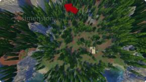 Die Sims 4 Versteckte Grundstücke: Zugang zum Einsiedler über den Wald in Granite Falls – Übersicht