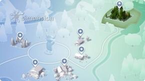 Die Sims 4 Versteckte Grundstücke: Reiseziel für den Einsiedler