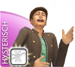 Sims 4 Emotion Hysterisch