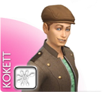 Sims 4 Emotion Kokett