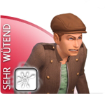 Sims 4 Emotion Sehr Wütend