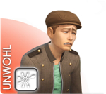 Sims 4 Emotion Unwohl