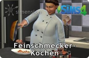 Sims 4 Fähigkeit Feinschmecker-Kochen