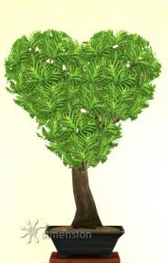Sims 4 Gartenarbeit Kokette Bonsai-Form