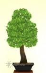 Sims 4 Gartenarbeit Wütende Bonsai-Form